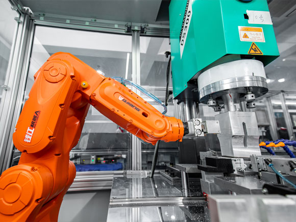 DC switches automatic production line